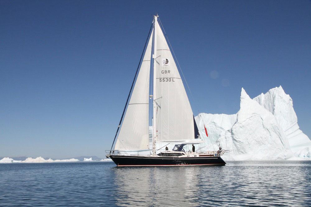 Meilleurs voiliers britanniques: Discovery 67