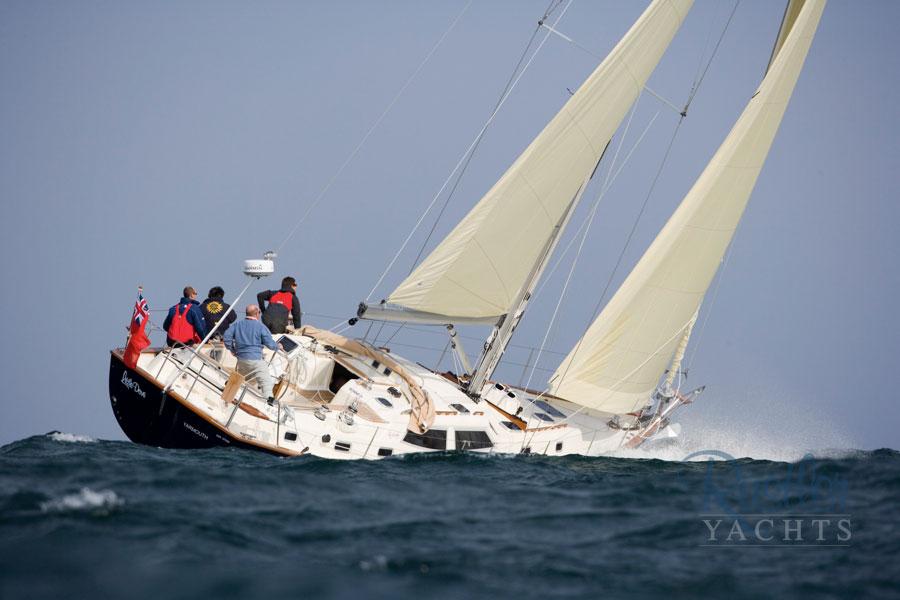 Meilleurs voiliers britanniques: Rustler 44