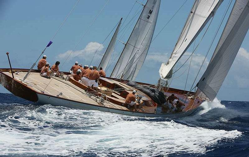 Meilleurs voiliers britanniques: Spirit 100
