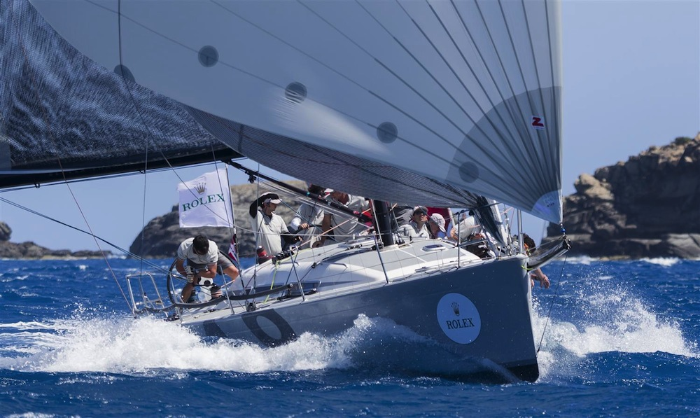 Swan 42 Kora 6 – Rolex Swan Cup Caribbean 2015