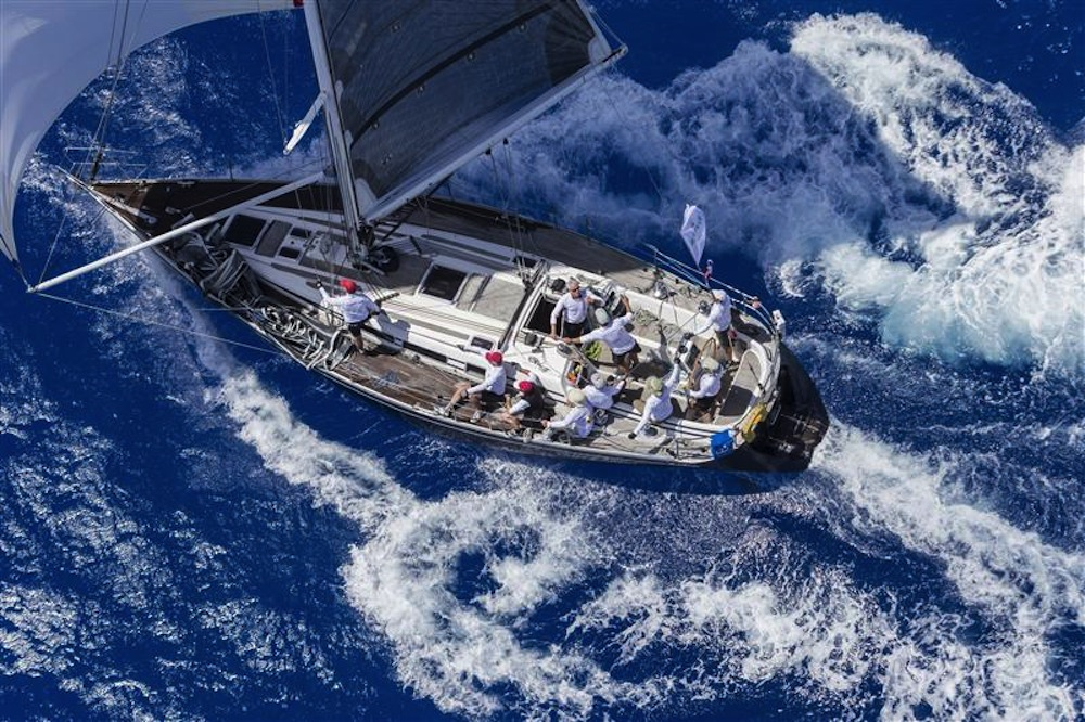 Swan 44 Triple Lindy – Rolex Swan Cup Caribbean 2015