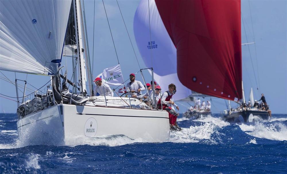 Swan 53 Music – Rolex Swan Cup Caribbean 2015