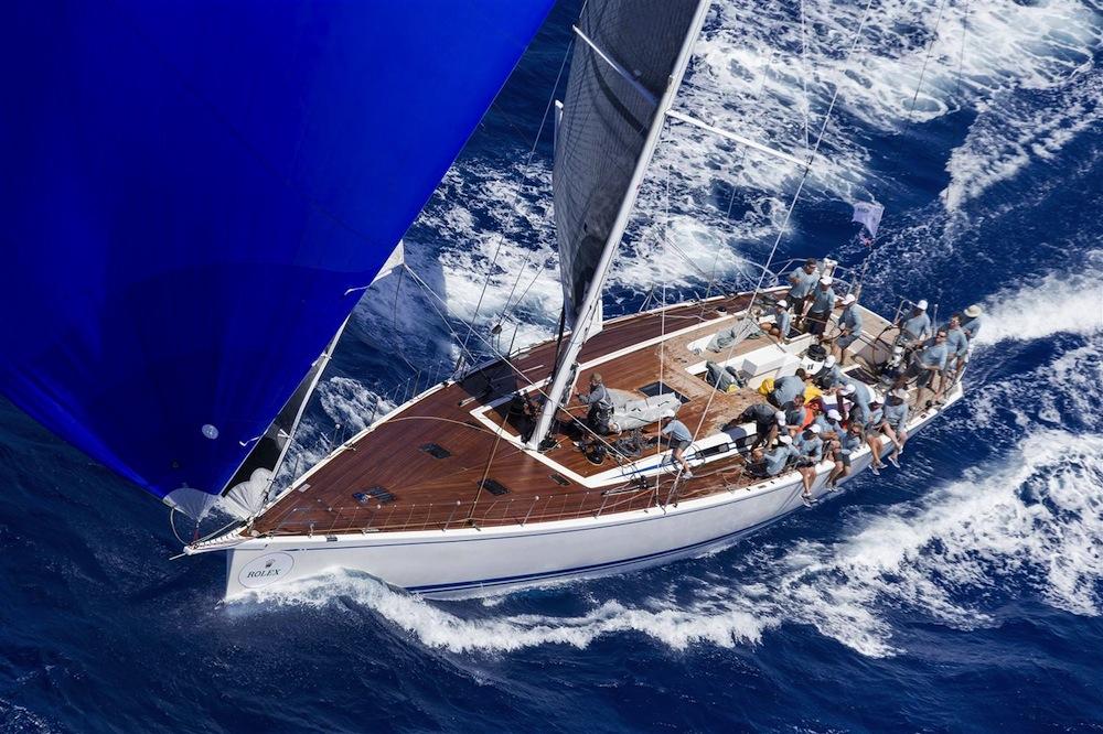 Swan 80 Selene – Rolex Swan Cup Caribbean 2015