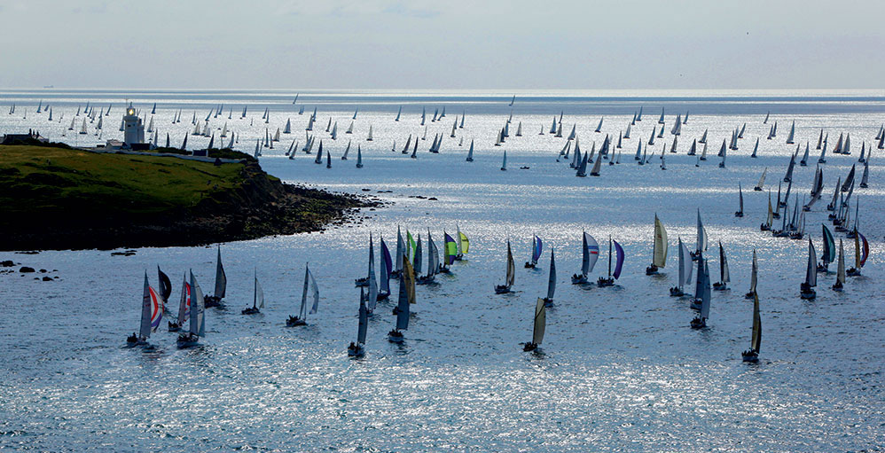 Cowes - The round the island race