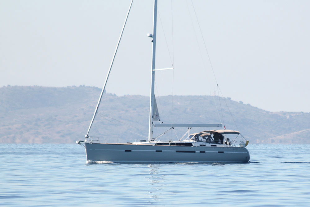 Yacht delivery: Although a yacht may spend extended periods under power while on delivery, it must also be in a condition in which it can withstand severe weather at sea
